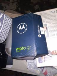 Título do anúncio: Moto g9 pley