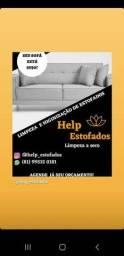 Título do anúncio: Limpeza de sofa
