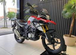 Moto - BMW 310 GS