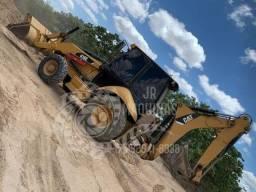 Título do anúncio: Retroescavadeira Caterpillar 416E 2012