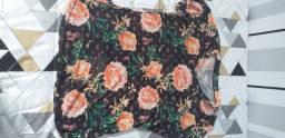 Blusa de tela