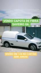 Título do anúncio: CAPOTA DE FIBRA SAVEIRO G6 C. SIMPLES