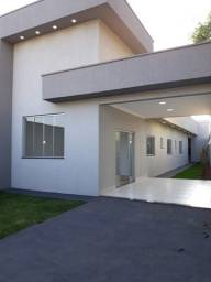 Título do anúncio: Linda Casa, 128 m,2 com 3Q, suite, porcelanato, Jardim Presidente-Goiânia-GO R$ 420.000