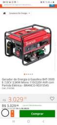 GERADOR BRANCO BT4 2500 E