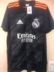Camisa do Real Madrid 1° linha