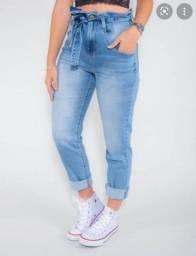 Título do anúncio: Vendo calça numeração 40 valor 50$
