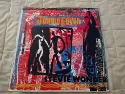 Título do anúncio: LP Disco Vinil Stevie Wonder - Jungle Forever (Impecável)