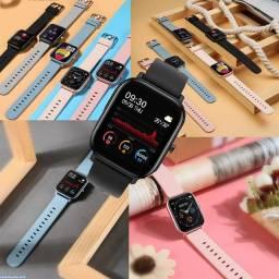 Título do anúncio: Monitor De Freq Ncia Cartão Aca Colmi P8 Se Smart Watch Monitor