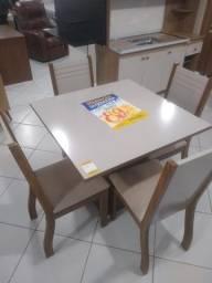 Promoção mesa 4 cadeiras!!