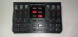Título do anúncio: Mesa de som interface