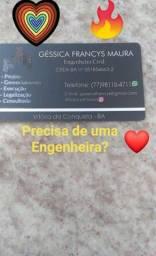 Título do anúncio: Se for construí chame Géssica FRANCYSMAURA.