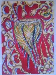 "Arte ""Batuques"""