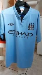 Camiseta do Manchester City