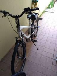 Bicicleta elétrica dafra