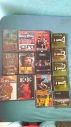Título do anúncio: CDs e DVDs originais