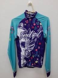 Título do anúncio: Camisa ciclista