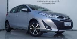 Toyota Yaris XL 1.3 2020 + IPVA 2021 Grátis (81) 9 8299.4116 Saulo HN Veículos