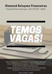 Título do anúncio: Vaga de Vendedor(a) Financeiro