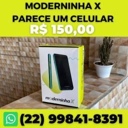 Título do anúncio: Maquininha Moderninha X PagSeguro PagBank: essa parece um celular