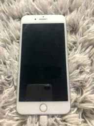 Título do anúncio: Iphone 7 Plus Prata 128Gb