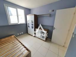 Título do anúncio: Apartamento com 2 dormitórios para alugar, 60 m² por R$ 1.100,00/mês - Glória - Macaé/RJ