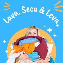 Título do anúncio: Lava, Seca e Leva - Delivery