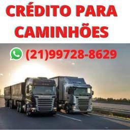 """Título do anúncio: Caminhão Parcelado! """"Crédito Para Caminhão"""""""