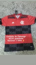 Peita do Flamengo 2021 New Tailandesa