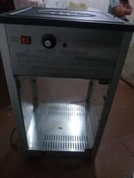 Título do anúncio: Estufa vapor reta com display 9 bandejas Sel service