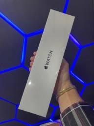 Apple Watch SE 44mm lacrado + brindes