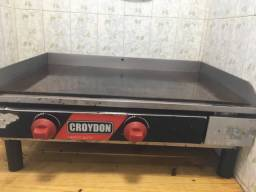 CHAPA A GÁS 64cm x 40cm Croydon.