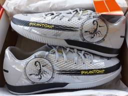 Chuteira Futsal Nike Phantom GT Scorpion na caixa! Entrego