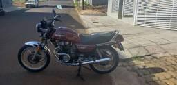 CB 450 Custom 1986