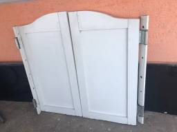 Porta de Saloon (vai-vem)