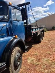 Caminhão 1113 75 reformado,motor novo