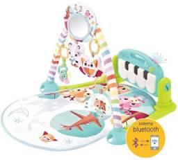 Título do anúncio: Tapete Bebê Infantil de Atividades Com Piano e Bluetooth