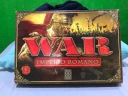 WAR Império Romano (Jogo de Tabuleiro)