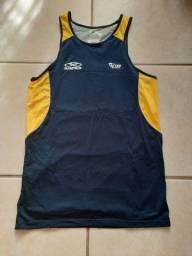 Camisa treino regata Seleção Brasileira de Volei