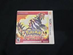 Título do anúncio: Pokémon Omega Ruby (3ds)