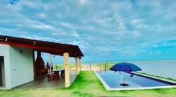 Título do anúncio: Casa alto padrão beira mar 5 suites c/ piscina - Litoral Sul-PE - Barra de Serinhaém