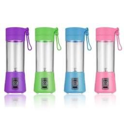 Título do anúncio: Mini Liquidificador Portátil Shake N Take Juice Cup Recarreg