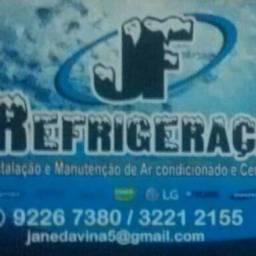 Jf refrigeração e climatização