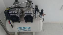 Compressor odontológico novo