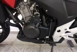 Honda Cb 500 X Abs ( parcelamos ) - 2015