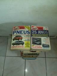 90 revistas quatro rodas