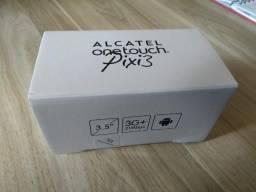 Celular Alcatel Pixi 3 NOVO