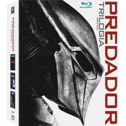 Blu-ray Trilogia Predador