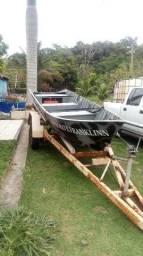 Barco e carretinha - 2018