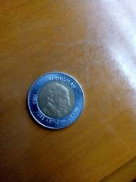 Item para colecionador Moeda antiga Uruguai