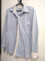 73b7f5684a Camisa social feminina tamanho 42